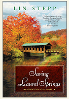 Saving Laurel Springs, Dr. Lin Stepp, Author