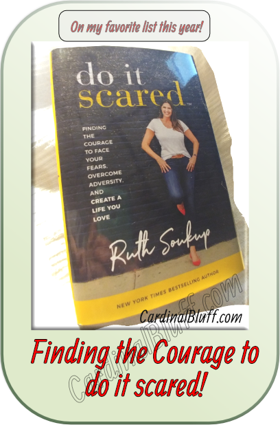 do-it-scared by ruth soukup, author