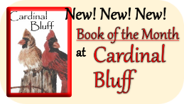 New Book of the Month Activity at Cardinal Bluff