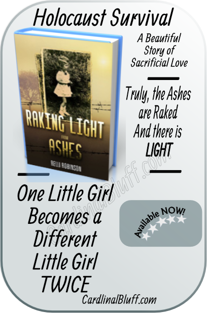 Holocaust survivor, Relli becomes Lala and goes back to being Relli as four parents protect her through times of terror.