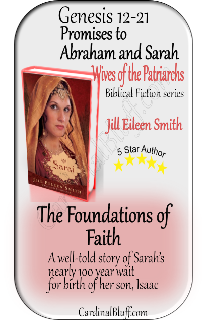Abaham and Sarah - story of Isaac's parents.  Foundations of faith started here.