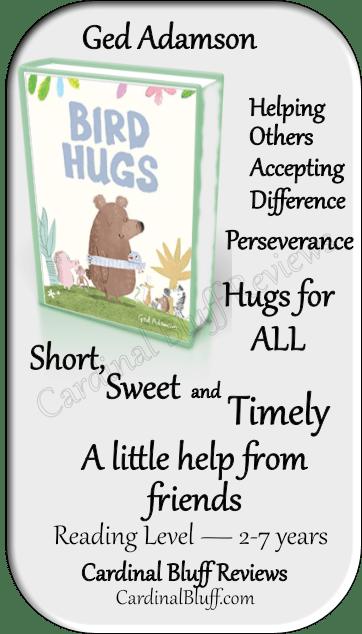 Hugs for all from a loving little bird