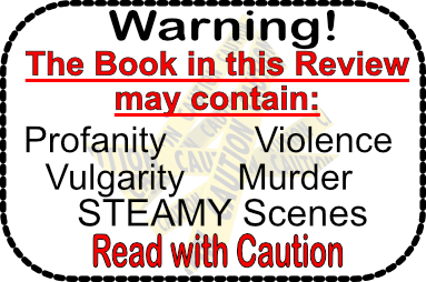 Warning graphic -- book in this review is non-flinch-free