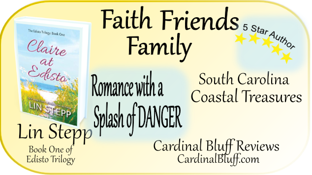 Romance at Edisto Island — Claire at Edisto — Lin Stepp