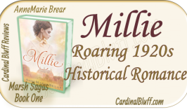 Millie an historical fiction novel of the 1920s