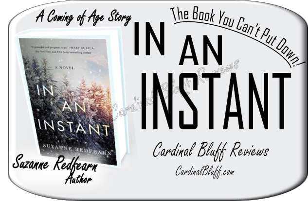 Suzanne Redfearn is author of In An Instant