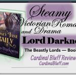 Lord Darkness, Sydney Jane Baily. Victorian Romance