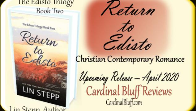 Return to Edisto – April Book Release