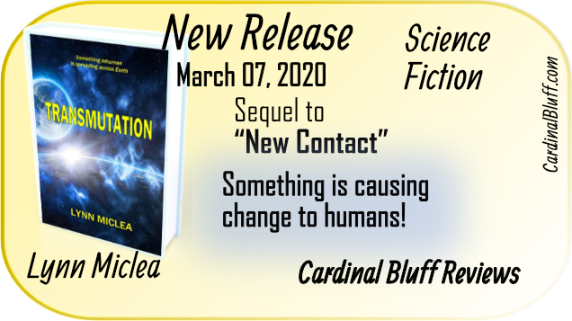Transformation. New sci fi release for Author Lynn Miclea