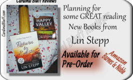 Lin Stepp has sent copies of two new books
