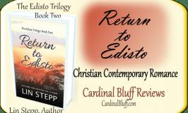 Return to Edisto, book 2 in series. Lin Stepp, Author