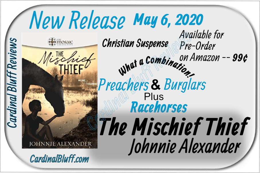 The Mischief Thief - Christian Suspense