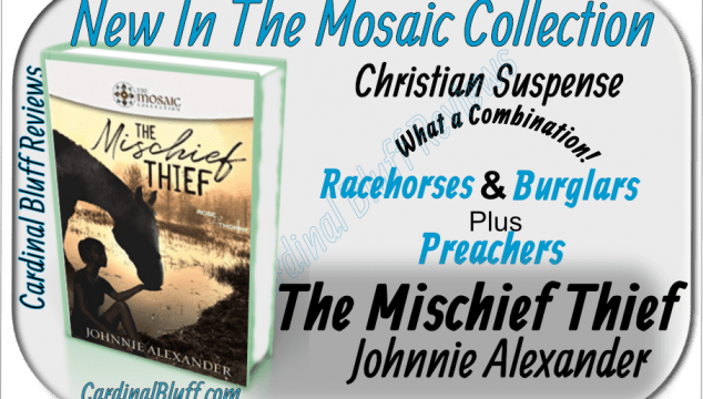Christian Suspense and Mischief — Find The Stolen Horse