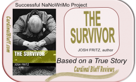 The Survivor, novel written by Josh Fritz for NaNoWriMo project