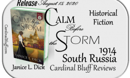 Calm Before the Storm - Janice L. Dick, author