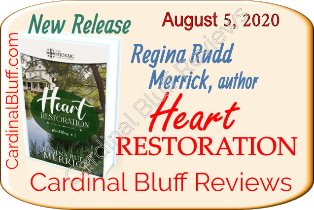 faith based romance book, author Regina Rudd Merrick