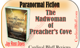 Madwoman of Preachers Cove - joy ross davis author