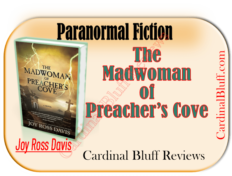 Author Joy Ross Davis. New paranormal novel Madwoman of Preachers Cove