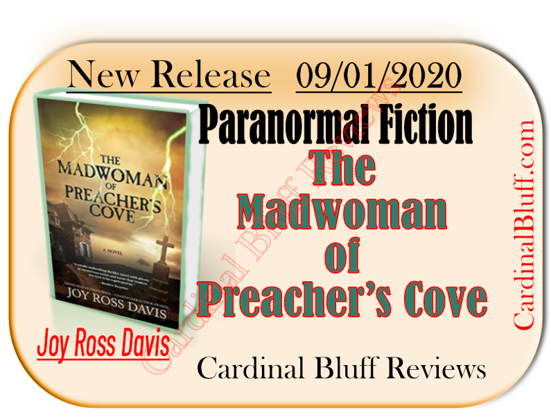 Joy Ross Davis author. Paranormal fiction