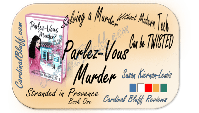 Murder in Aix-en-Provence