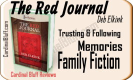 The Red Journal, Deb Elkink, author. Review