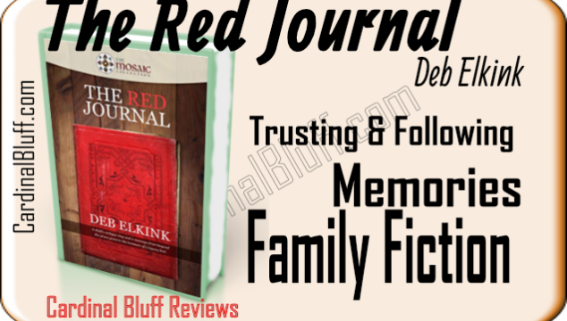 The Red Journal — Deb Elkink, author