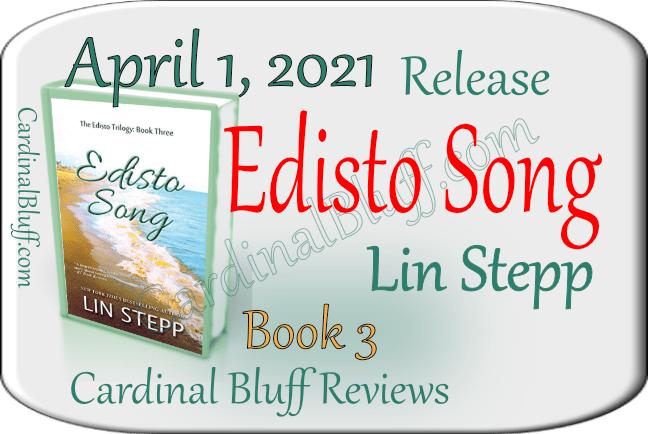 Edisto Song, Lin Stepp, author. Third novel in a series featuring Edisto Island